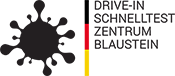 schnelltest-blaustein.de Zentrum Blaustein Logo